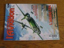 $$$ Revue Fana de l'aviation N°329 SE-200Arado 234Blouson de vol A-2ANT-20