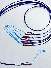 Ocean Optics Fiber Optic Spectrometer Cable Splitter 600/100um SMA-905 6 to 1
