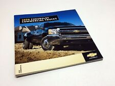 2008 Chevrolet Colorado Silverado Uplander Express Commercial Trucks Brochure