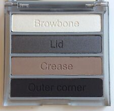 Cargo ~ Essential Eye Shadow Palette in Smoky Eye   Boxed!