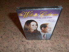 PRINCE WILLIAM & CATHERINE A ROYAL LOVE STORY dvd BRAND NEW FACTORY SEALED movie