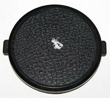 Front Lens Cap 58mm snap on type made in Hong Kong