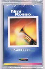 NINI ROSSO I SUCCESSI MC K7 MUSICASSETTA ORIZZONTE SIGILLATA!!!