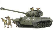 Tamiya 1/35 T26E4 Pershing -35319 Military Model Kit