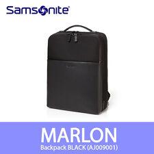 Samsonite 2017 MARLON Backpack 14 inch Laptop iPad Smart Sleeve [ Black ]