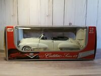 Anson Classic 1947 Cadillac Series 62 Convertible 1:18 Scale Diecast Model Car