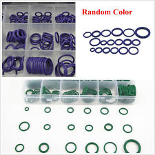 265 Pcs 18 Sizes HNBR O-Ring Seals Set for Auto Air Conditioning Random Color