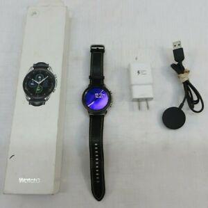 SAMSUNG Galaxy Watch 3 SM-R845U 45mm, GPS LTE Smart Watch