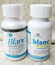 BEAUTEDERM BLANC WHITENING 60 capsules /60 COLLAGEN CAPSULES