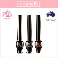 [ETUDE HOUSE] Oh My Line (3 Colors - Pick 1) - Liquid Brush Eyeliner