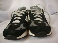 Women's New Balance 993 Sneakers Running Shoes Black White Light Green Size 7