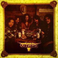 The Outlaws Country 80s Memorabilia Vintage retro tshirt transfer print,NOS