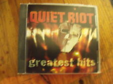 CD Quiet Riot Greatest Hits