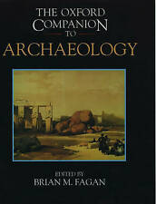 NEW The Oxford Companion to Archaeology (Oxford Companions)