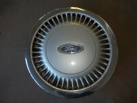 "86 87 88 89 90 91 Ford Taurus Hubcap Rim Wheel Cover Hub Cap 14"" OEM 852 USED"