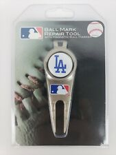 MLB LA dodgers Ball Mark Repair Divot Tool With Magnetic Ball Marker