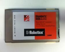 US Robotics XJ5560 Megahertz 56k PC Card Modem No Cable PCMCIA
