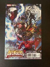 Avengers #679 Bradshaw 1:25 Variant 1st Challenger NM