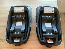 2 x Cosatto Hold 0+ Car Seat Isofix Bases. Selling Together