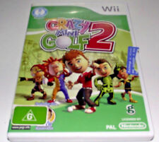 Crazy Mini Golf 2 Nintendo Wii PAL *Complete* Wii U Compatible