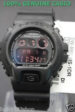 DW-6900MS-1D Red Black Eye G-Shock Resin Band 200m Casio Watches Resin Band New
