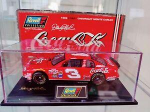 Dale Earnhardt, Sr. #3 Coca Cola 1998 Chevy Monte Carlo 1/24 Diecast