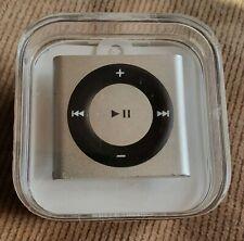 Apple iPod Shuffle 4th Generation - Silver (2015) - 2GB Serial No: CC4RR49GGK6C