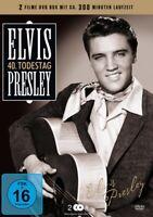 ELVIS PRESLEY - 40.TODESTAG SPECIAL EDITION   DVD NEU