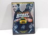 2 Fast 2 Furious (DVD, 2003, Full Frame)