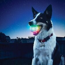 Nite IzeNite Ize GlowStreak Glow in the Dark LED Dog Ball - the New Meteorlite