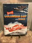 BUDWEISER Columbia Cup With Wings 1996 Hydroplane Vintage Magazine Program