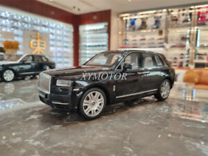 1/18 Rolls Royce RR Cullinan Alloy Diecast Model Car Gifts Collection Display