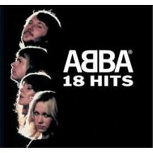ABBA 18 HITS CD NEW