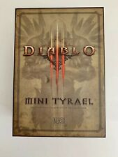 World Of Warcraft Diablo III Mini Tyrael Statue Collectable From Blizzcon 2011
