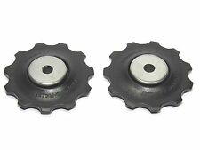 NEW Shimano Rear Derailleur Pulley Set - Tension & Guide – 8/9/10 Speed