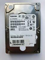 "Toshiba 900GB 10K SAS 6Gb 2.5"" Hard Drive HDEBC00NAA51 AL13SEB900 HP Dell compat"