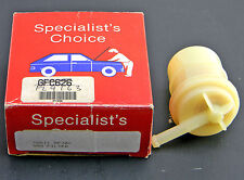 NEW IN BOX SPECIALISTS CHOICE GF302 FUEL FILTER