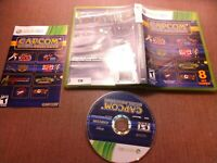 Microsoft Xbox 360 CIB Complete Tested Capcom Digital Collection Ships Fast