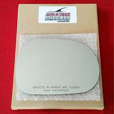 580L Mirror Glass for 98-01 Mercedes-Benz ML320 ML430 ML55 Driver Side Left LH