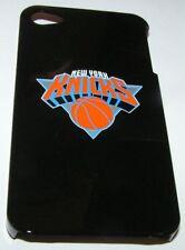 Tribeca New York Knicks Hardshell case for Apple iPhone 4/4s, Gloss Black, NEW