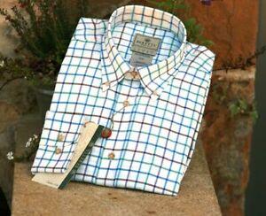 Mens Beretta Classic Shirt - Blue Rope - New