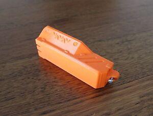 Stryfe Battery Tray Expander / Extender for Nerf Blaster (Orange)