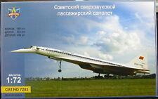Modelsvit Models 1/72 TUPOLEV Tu-144 Soviet Supersonic Airliner