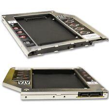 Lenovo T400 T400S T410 T500 R400 R500 2. HDD SSD Optibay Festplatte Einbaurahmen