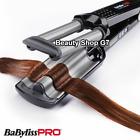 Professional triple curling iron Babyliss Pro Ionic 3D Waver BAB2369TTE