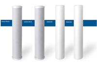 """4 Big Blue Water Filters Replacement 