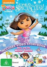 Dora the Explorer Dora's Ice Skating Spectacular! DVD NEW Region 4