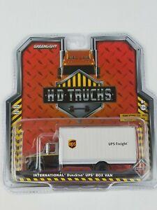 1:64 H.D.Trucks Series 15 International DuraStar UPS Box Van