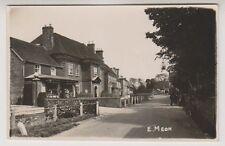 More details for hampshire postcard - east meon village - rp (a11)