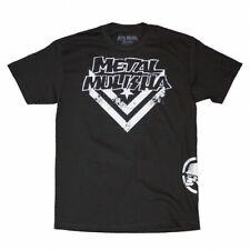 Metal Mulisha Men's Short Sleeve T Shirt Black Small